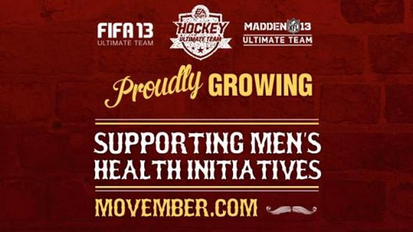 EA Sports donates $500,000 of in-game ads to Movember initiative