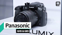 Here's our first look at Panasonic's video-centric GH5