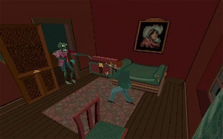 Alone in the Dark creator hopes for an HD remake one day