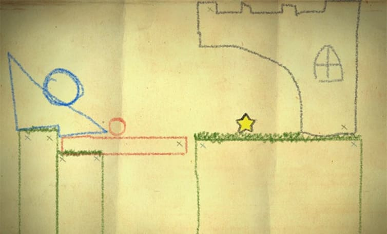 Pencil in your own price for Crayon Physics Deluxe