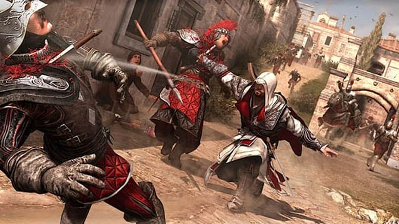 Assassin's Creed: Brotherhood review: A trusty blade gets even sharper