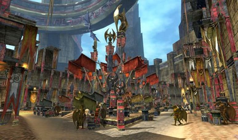 EverQuest II adds Krono tokens to store