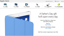 Free shipping from Apple's online store and more news for May 23, 2014