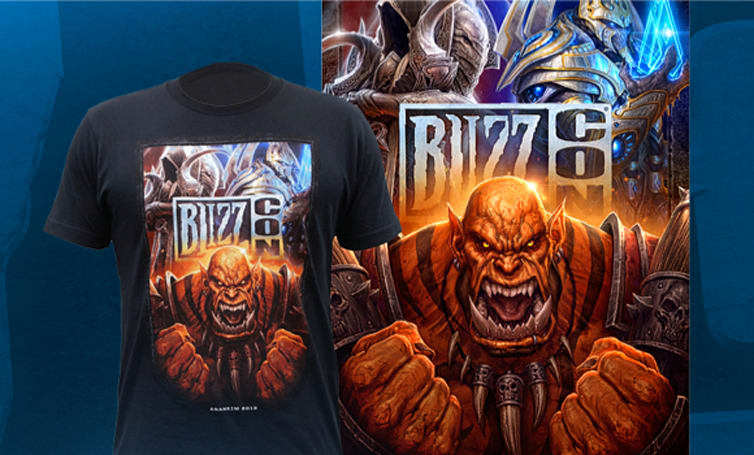 Can't get enough of BlizzCon? Check out the post-BlizzCon swag sale!