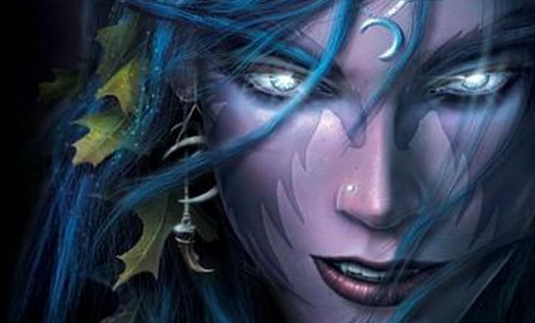 Tyrande Whisperwind leader story up on official site
