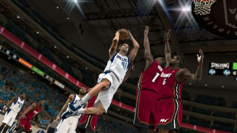 NBA 2K12 hits the hardwood on October 4, taps Michael Jordan, Magic Johnson and Larry Bird for the cover