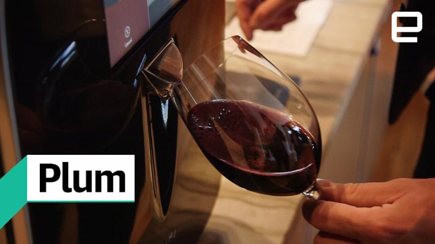 First Look: Plum Super-Automated Wine Appliance