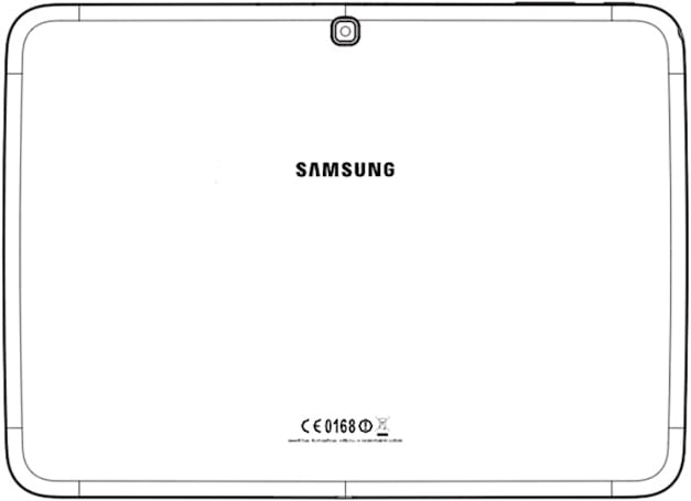 Samsung Galaxy Tab 3 10.1 returns to the FCC with 3G inside