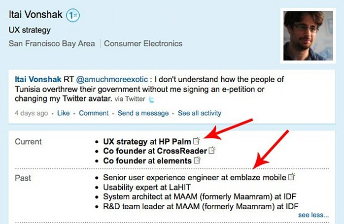 Emblaze First Else UX engineer embraced by HP / Palm, magic ensues