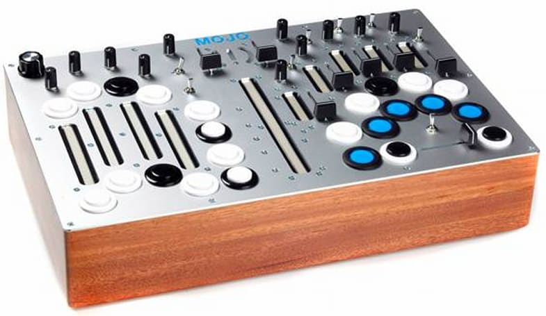 Moldover's limited edition Mojo MIDI controller for serious musicians with seriously deep pockets (video)