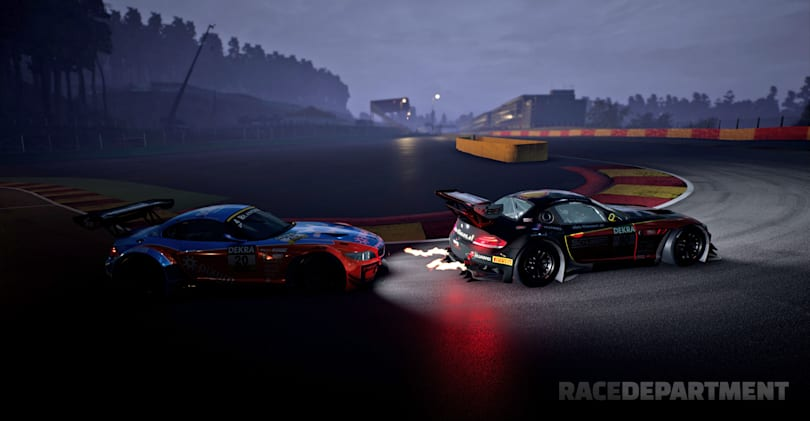 Classic racing series 'GTR' will return in 2018