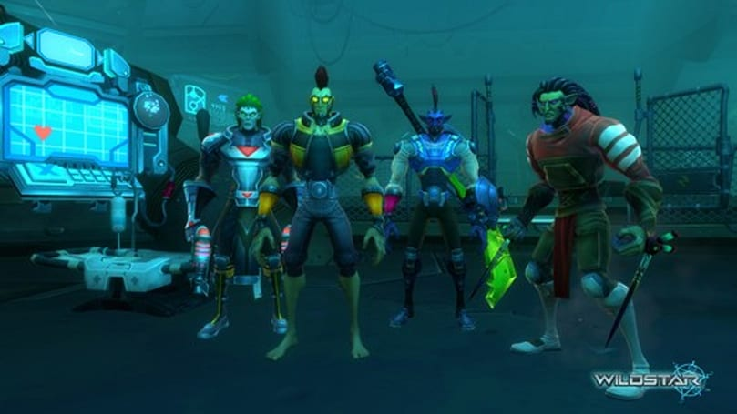 WildStar beta is coming this winter