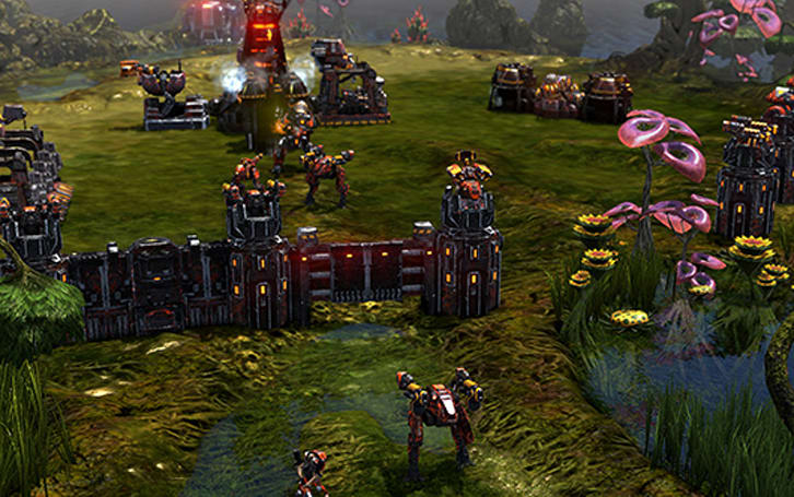 Petroglyph introduces RTS Grey Goo with brief teaser, screenshots