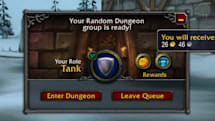 PTR Patch 4.1: New code hints at random dungeon change