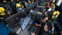 UC Irvine debuts the first public college esports arena in the US