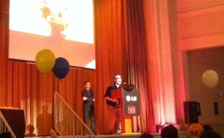 Fez, Johann Sebastian Joust win at the IndieCade 2011 awards