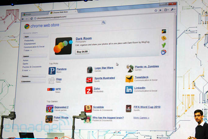 Google unveils Chrome web store, Sports Illustrated app impresses