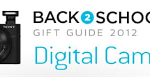 Engadget's back to school guide 2012: digital cameras