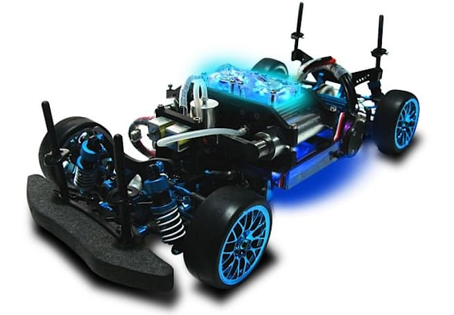 Horizon's H-Cell 2.0 hydrogen fuel cell for R/C cars now shipping (video)