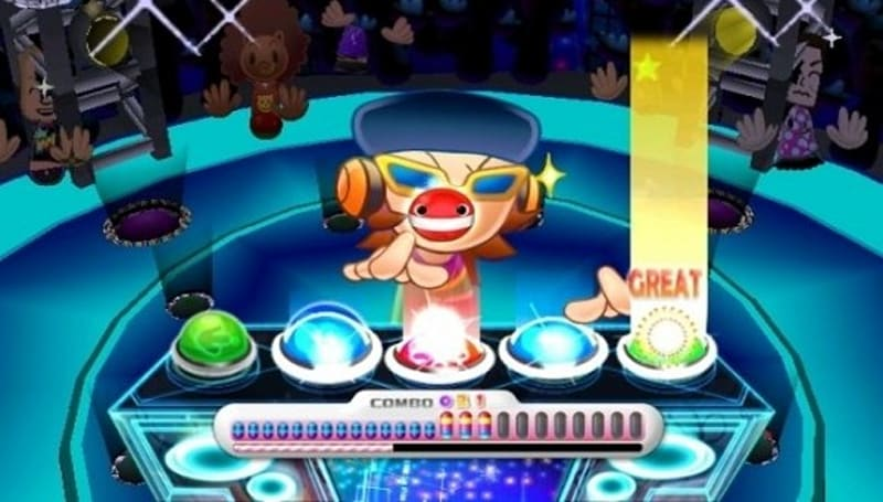 Pop'n Music's not-great control scheme explained