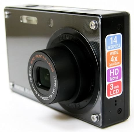 Pentax's faceplate-swapping RS1000 reviewed, a good choice if you're on a strict budget