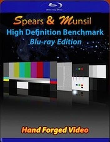 Spears & Munsil High Definition Benchmark Blu-ray mini-review