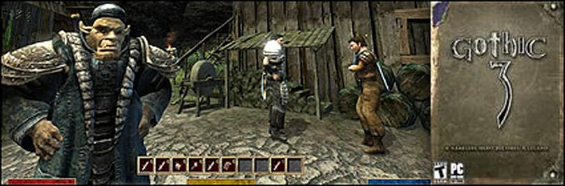 Metareview - Gothic 3