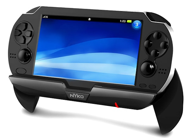 Nyko drags Yo Gabba Gabba to CES, unveils PS Vita, Kindle Fire accessories