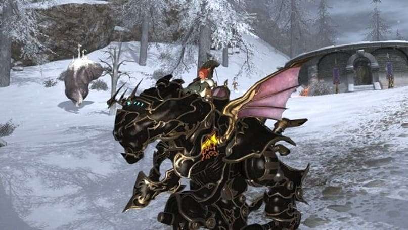 Final Fantasy XIV launches Libra Eorzea for Android