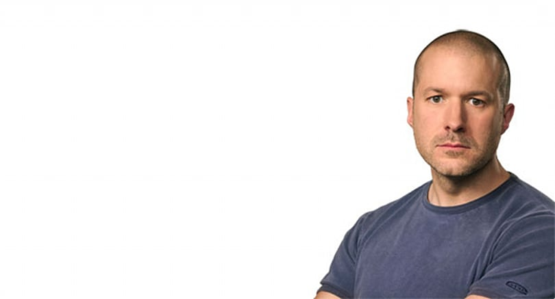 ​Apple's Jony Ive: 'We're surrounded by anonymous, poorly made objects'
