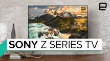First Look: Sony Z Series TVs