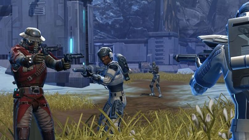 Star Wars: The Old Republic developers detail 1.3, free trials, and free transfers