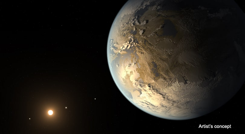 NASA finds Earth-sized planet that could support life