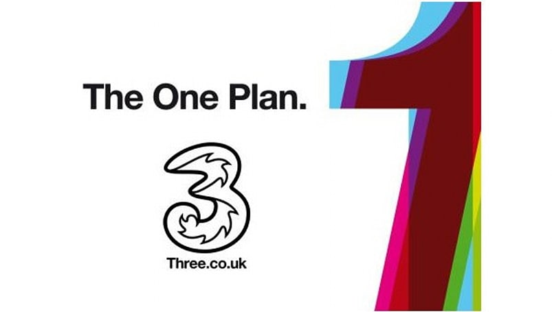 Three's The One Plan serves up all-you-can-eat data in the UK