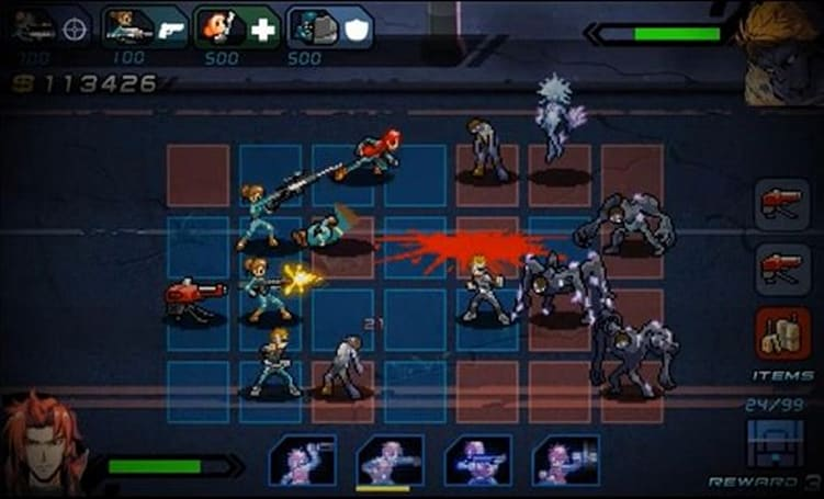 C-Wars Kickstarter ends with over $95K raised, heading to Wii U, iOS and Vita