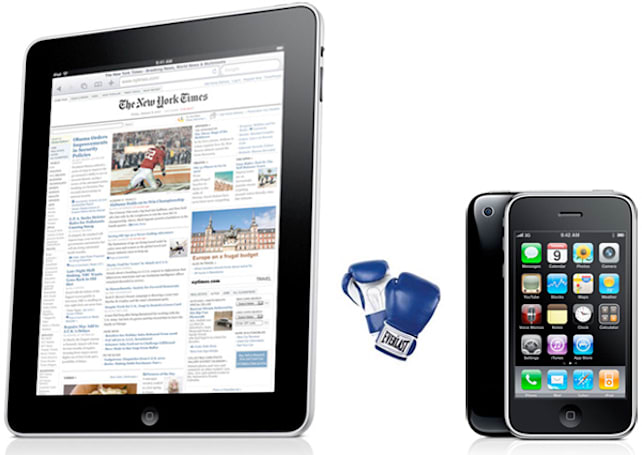 iPad vs. iPhone: what does 3G cost you?