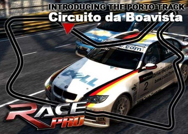 X3F TV: Introducing the 'Porto Circuit' from SimBin's RACE Pro