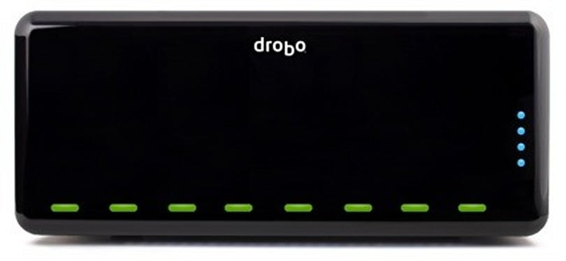DroboPro: Drobo bigger, better, rack-mounted and faster