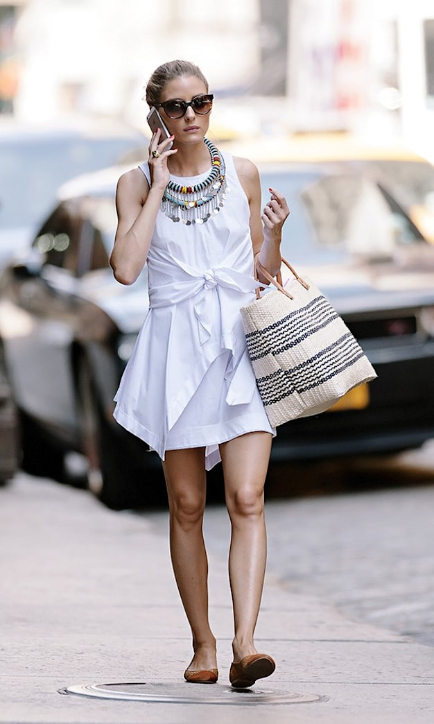 Get the look: Olivia Palermo's NYC summer style