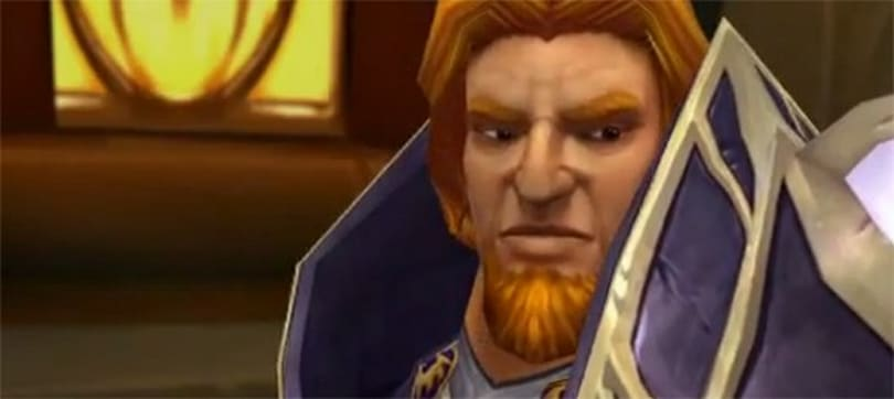 Know Your Lore: Rhonin, leader of the Kirin Tor