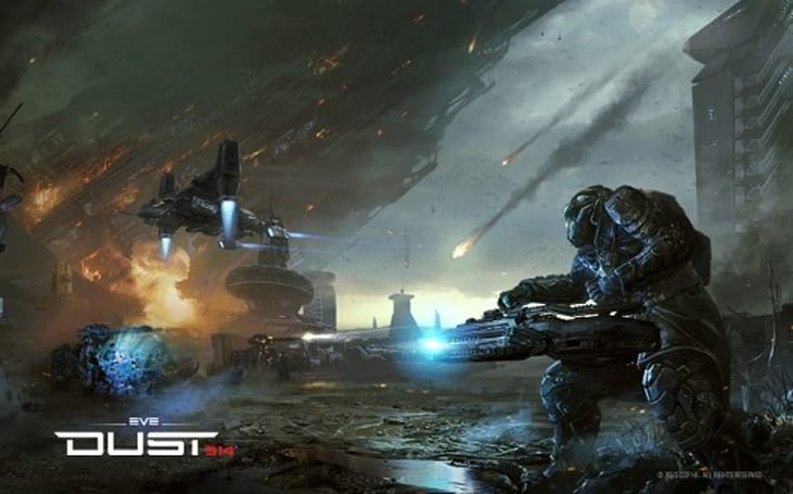 Newbie tips to surviving the DUST 514 experience