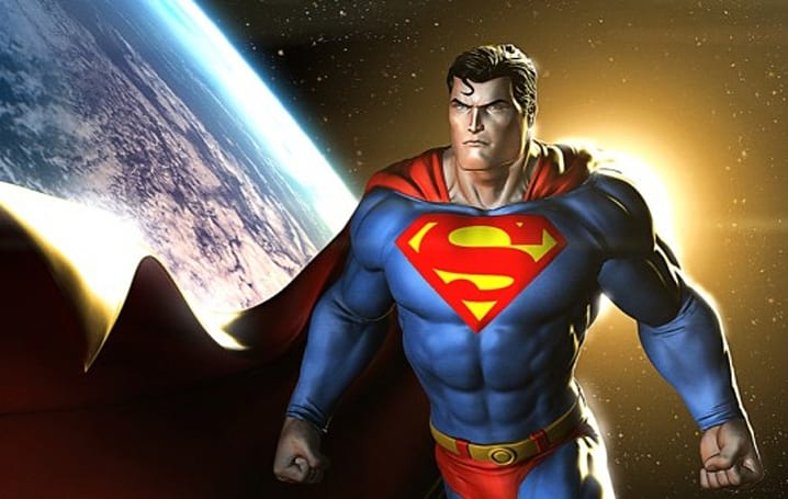 Superman revealed in DC Universe Online