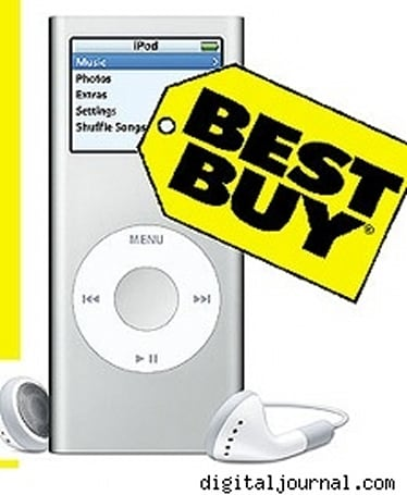 Best Buy Digital Music Store is latest to take on iTunes