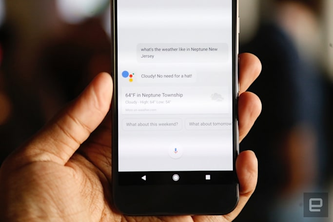 With Assistant, Google is becoming a lot more like Apple