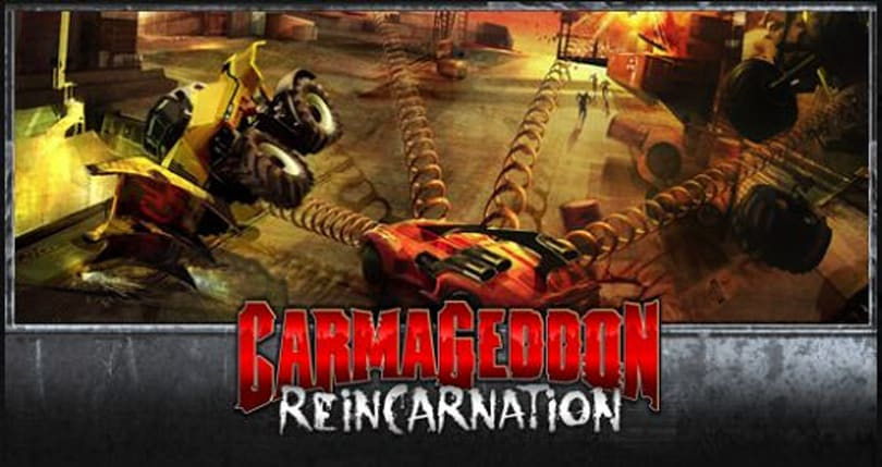 Carmageddon: Reincarnation plows into Steam Early Access