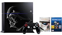 Darth Vader PS4 bundles cater to your 'Star Wars' cravings