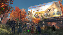 Fallout 4's greatest asset is its color palette