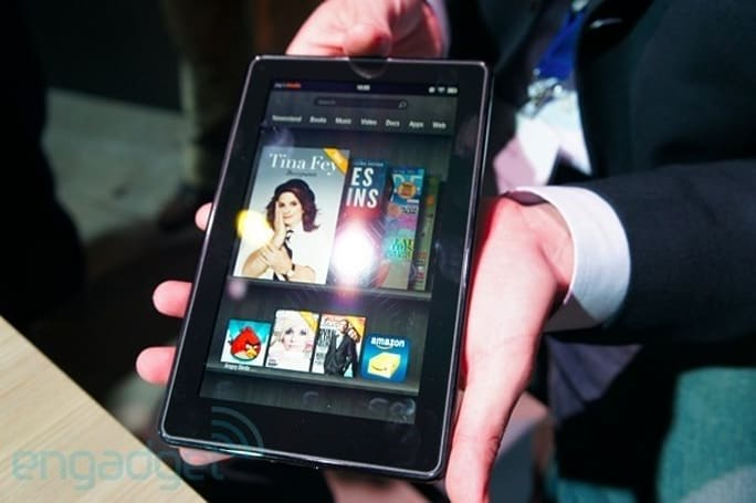 Kindle Fire pre-orders heat up, reportedly reach 95,000