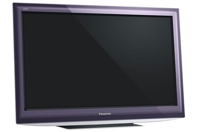 Panasonic debuts new line of Viera Pure TVs with color-changing finish