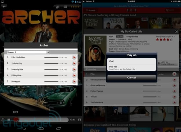 Netflix iOS and Android apps have a remote control easter egg for PS3 owners